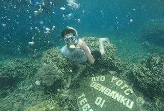 Pesona Keindahan Pantai Tegal Mas Lampung-Maldivesnya Indonesia