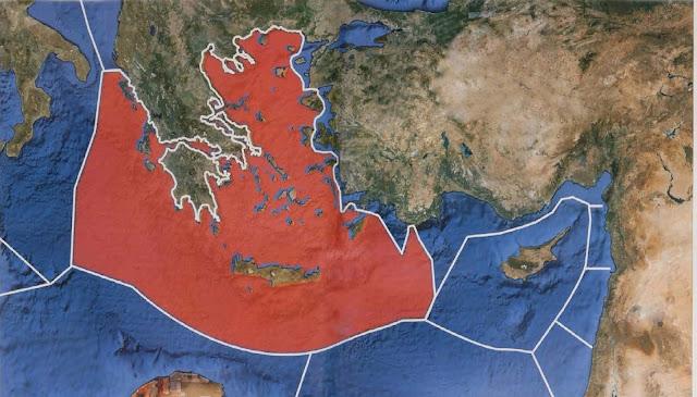 Τούρκοι και Βρετανοί μας βάζουν τρικλοποδιά στο ζήτημα της ΑΟΖ