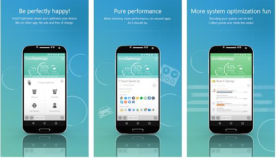 أفضل تطبيقات أندرويد لتسريع وتنظيف الهاتف