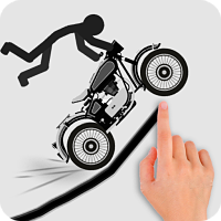 Stickman Racer Road Draw Hack