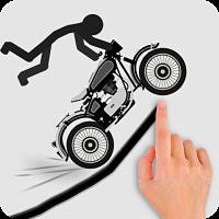 Stickman Racer Road Draw Hack