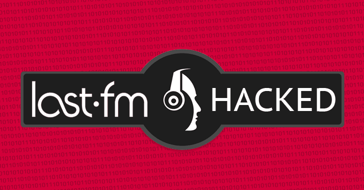 Hey, Music Lovers! Last.Fm Hack Leaks 43 Million Account Passwords