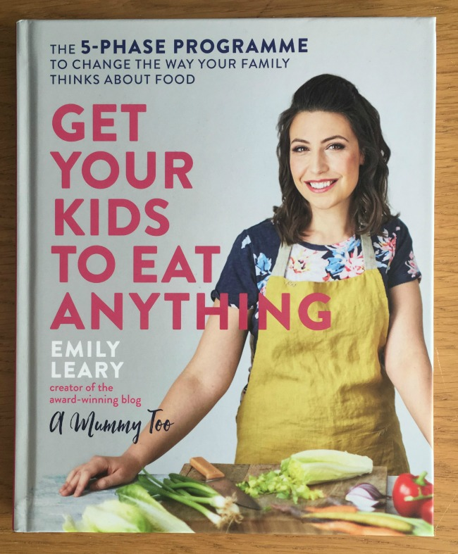 Get Your Kids to Eat Anything - Book Review