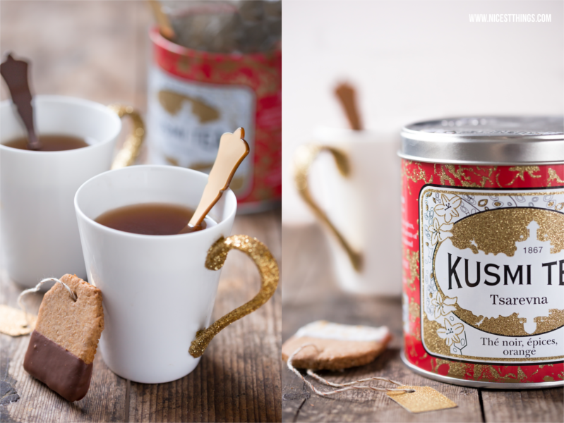Kusmi Tea Tsarevna Limited Edition
