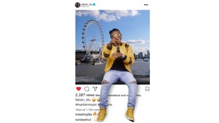 Instagram Lyrics - Fabian Blu Ft. Naira Marley & Mohbad