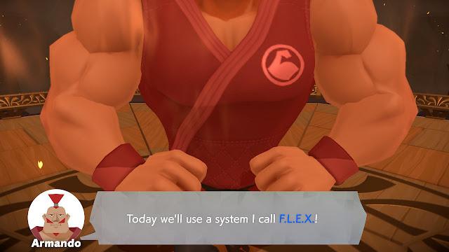Ring Fit Adventure Armando World 32 system F.L.E.X.