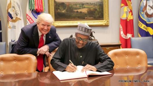 "Trump described meeting with Buhari as ""lifeless"" – Financial Times"