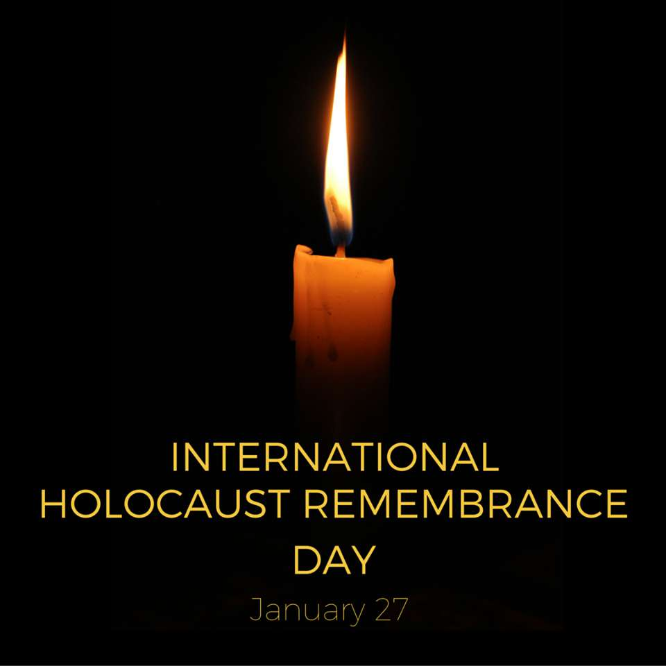 International Holocaust Remembrance Day Wishes for Whatsapp