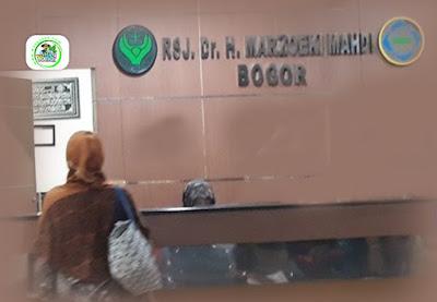 Ilustrasi Foto : Kurniawan Pasien RSJ Bogor Sudah di Jemput   Keluarga dari Tambakdahan, Subang