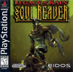 Download  Legacy of Kain: Soul Reaver - Torrent (Ps1)