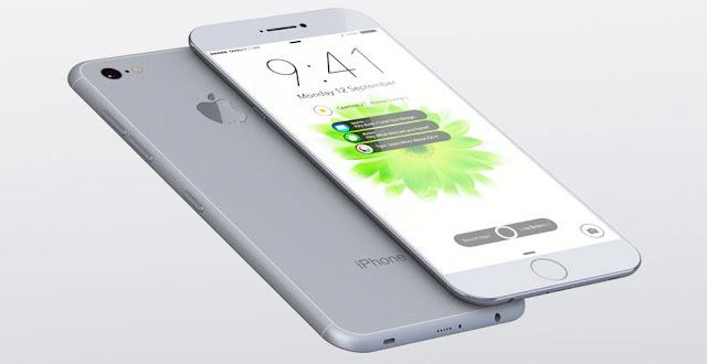 شاشات OLED لهواتف iphone 8