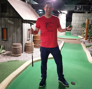 Paradise Island Adventure Golf in Manchester