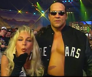 WCW Spring Stampede 1997 - Debra & Steve McMichael
