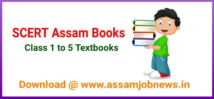 SCERT Assam Book Download PDF