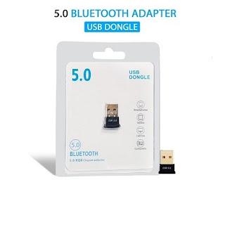 Mini Bluetooth USB CSR 5.0 Dongle Adapter Transmitter Audio PC Laptop
