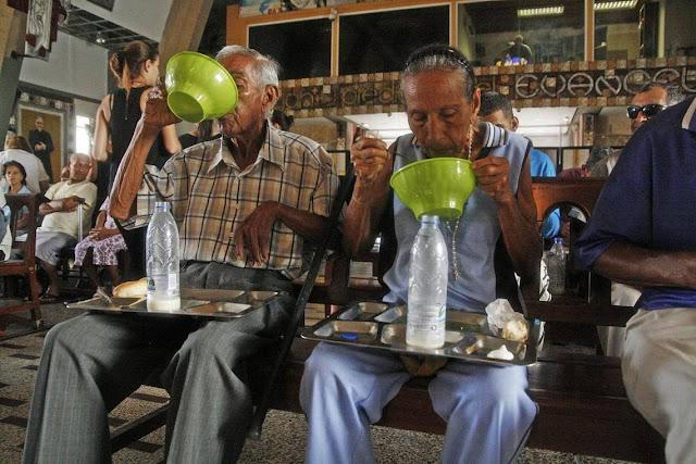 Entre la escasez y la hiperinflación, la hambruna golpea las puertas de Venezuela
