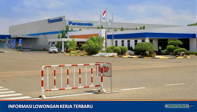 Lowongan Kerja PT. Panasonic Industrial Device Batam (Industri Manufaktur / Produksi)