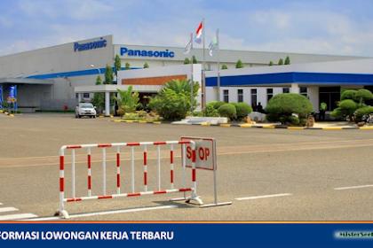 Lowongan Kerja PT. Panasonic Industrial Device Batam