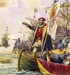 Sejarah-Kronologis Petualangan,Penjelajahan,Dan Penemuan Dunia Baru Bangsa Bangsa Portugis Hingga Sampai Ke Indonesia