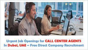 Customer Service/Call Center Agent Job Recruitment in Dubai
