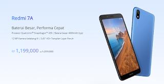Rekomendasi HP android diharga 1 jutaan