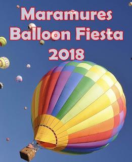 program Maramures Balloon Fiesta 2018
