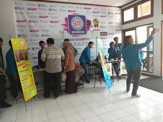 Memoles Ide Kreatif di Ajang Enterpreneur Fair