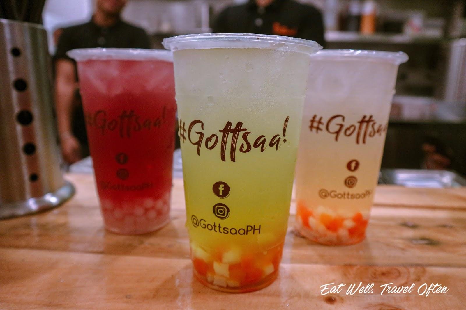 gotChow and gottsaa