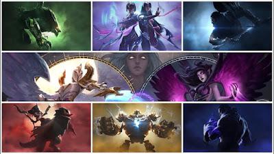 Season 2019 League of Legends