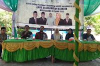 Usulan Perbaikan Infrastruktur, Dominasi Reses Dewan Dapil Asakota di Jatibaru Timur