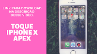 TOQUE iPhone X Apex