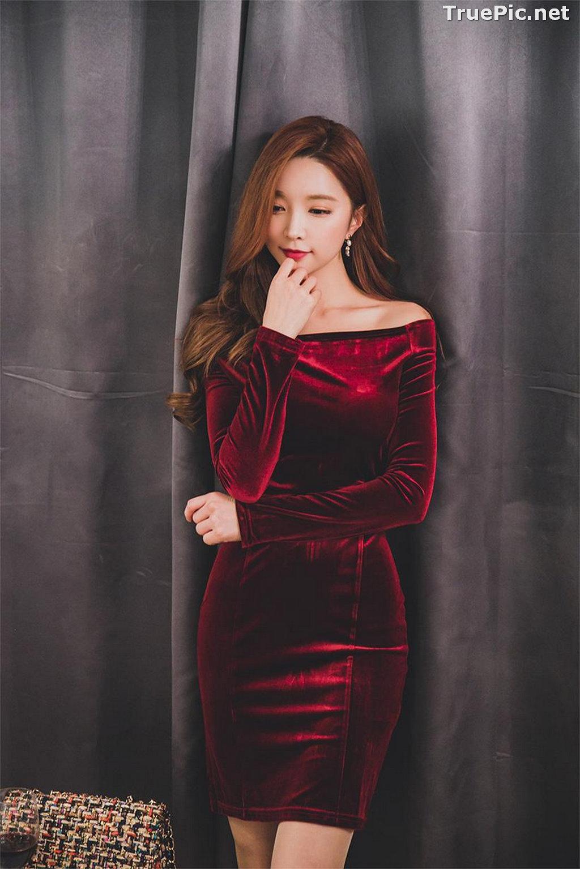 Image Korean Beautiful Model – Park Soo Yeon – Fashion Photography #12 - TruePic.net - Picture-46
