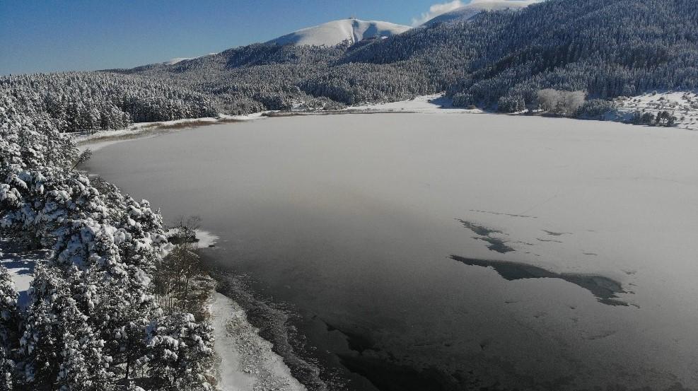 bolu'da gezilecek yerler abant gölü ve tabiat parkı