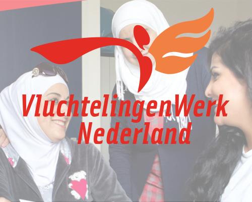 """منطمة عمل اللاجئين في هولندا تبقى  متاحةً خلال """"أزمة الكورونا""""."""