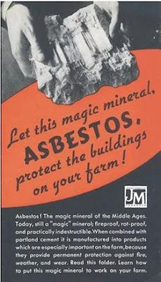 Asbestos - the Magic Mineral