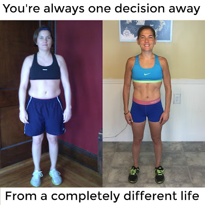 80 day obsession. Beachbody transformation, Jaime Messina, before and afters, performance line, shakeology