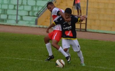Guajará e Rondoniense ficam no empate em 1 a 1