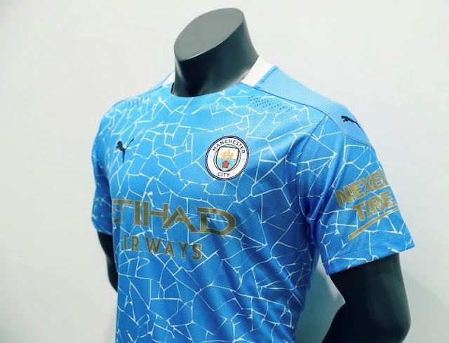 قميص مانشستر سيتي للموسم الجديد 2022