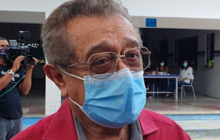 Médicos retiram sedação de Maranhão, senador responde bem, mas ainda respira com aparelhos