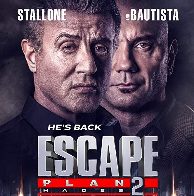 ESCAPE PLAN 2 : HADES 2018 ONLINE