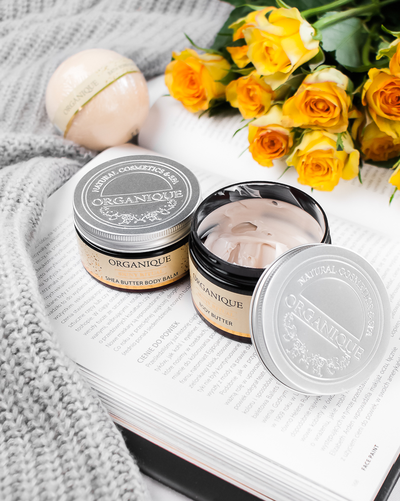 organique shiny ritual body butter blog opinie