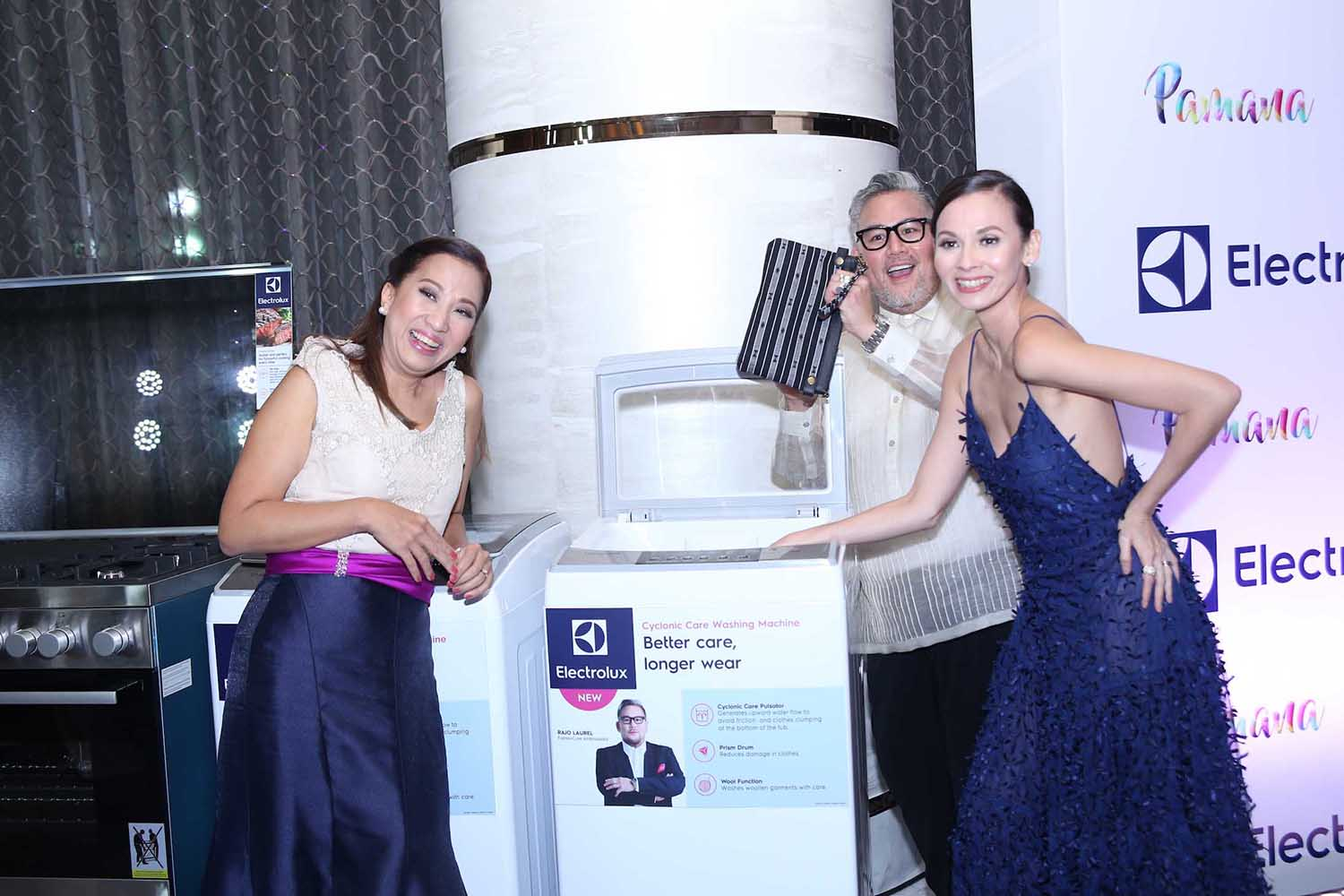 Electrolux Launches FashionCare Campaign at 15th Anniversary Celebration