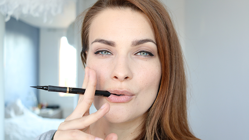 Comment bien mettre de l 39 eye liner viral4nova - Comment mettre de l eye liner ...