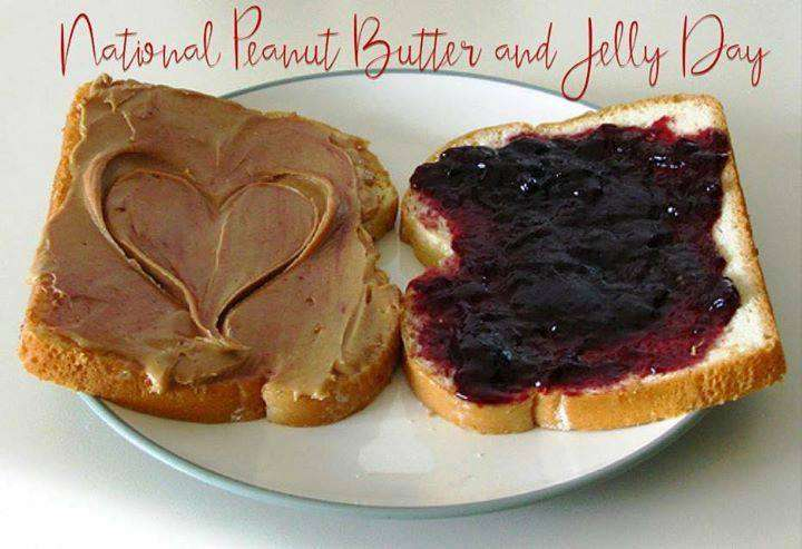 National Peanut Butter and Jelly Day Wishes