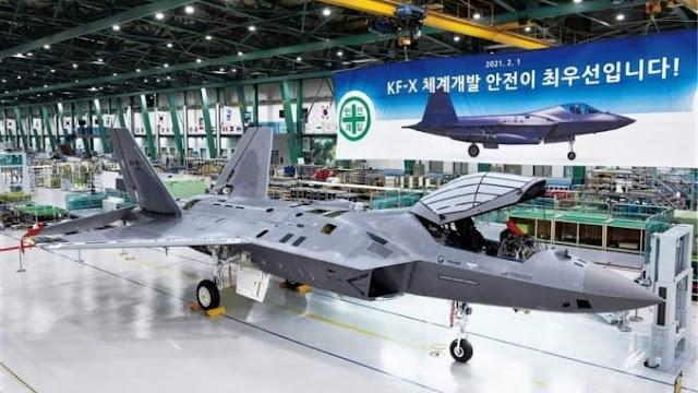 Insinyur Indonesia Dipanggil Lagi Korea Selatan Untuk Lanjut Garap Pesawat IFX KF-21 Boramae