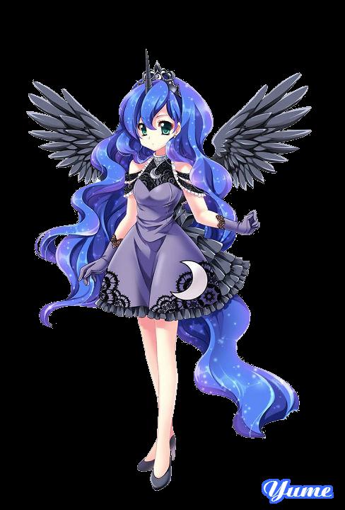 Render Princess Luna