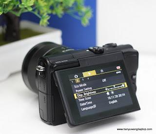Jual Kamera  Canon EOS M100 - Mirrorless - Banyuwangi