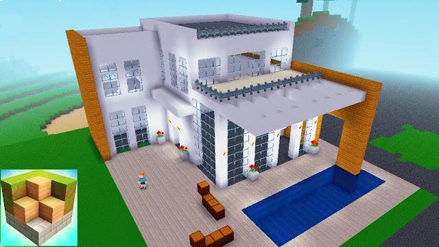 Cara Membuat Rumah Minecraft Yang Keren