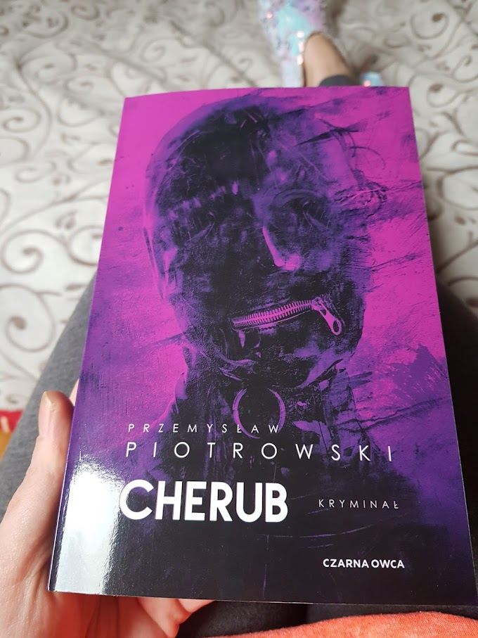 """""""Cherub"""" trzeci tom cyklu o Igorze Brudnym"""