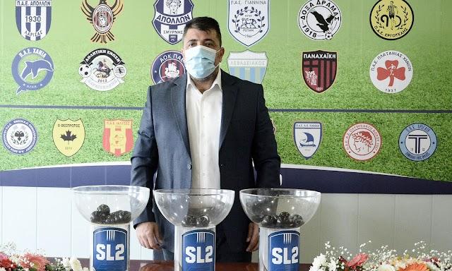 Λεουτσάκος: «Ανάγκη να ξεκινήσει η δράση σε Super League 2 και Football League»